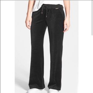 Michael kors velour pants